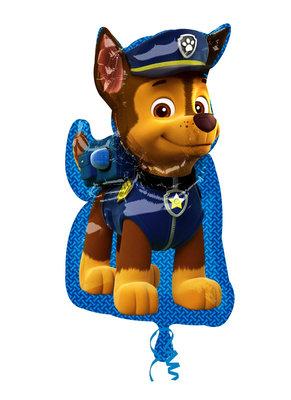 Paw Patrol folie ballon Chase Shape