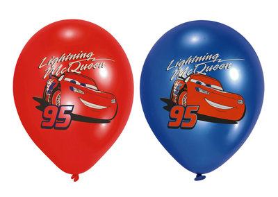 Disney Cars ballonnen Full Color