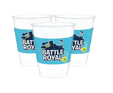 Fortnite party bekers