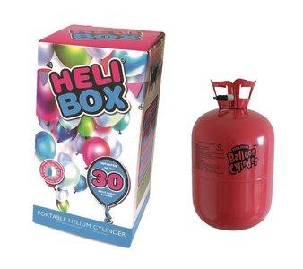 Helium tank met 100% helium goed voor 30 ballonnen
