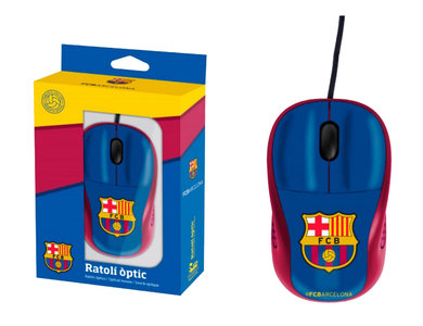 FC Barcelona computer muis
