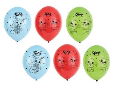 Bing het konijn ballonnen