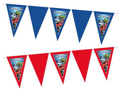 gepersonaliseerde Blaze vlaggenlijn