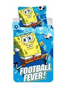 Spongebob peuter dekbedovertrek 90x140cm