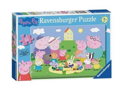 Peppa Pig puzzel 35 stukjes