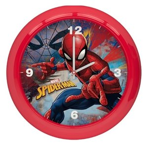 Spiderman klok