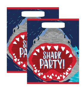 shark uitdeelzakjes