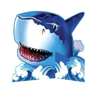 Shark tafel decoratie element