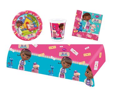 De Speelgoed Dokter feestpakket