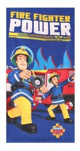 Brandweerman Sam badlaken