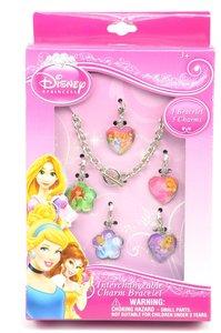 Disney Princess metalen bedel armband