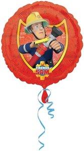 Brandweerman Sam Brave foil ballon