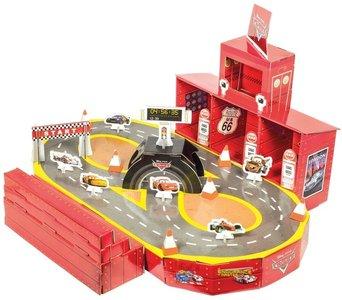 Disney Cars racebaan speelset