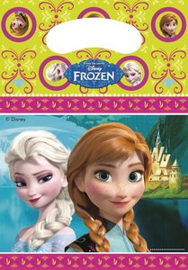 Disney Frozen uitdeelzakjes