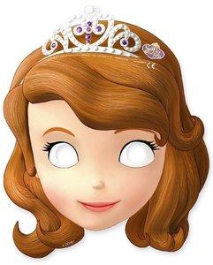 Sofia het Prinsesje feest maskers