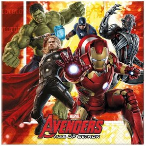 The Avengers servetten Age of Ultron