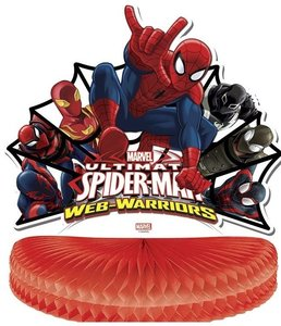 Spiderman tafel decoratie Web Warriors