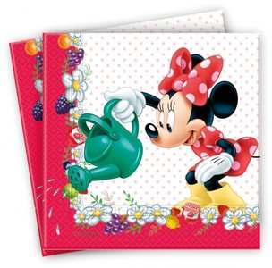 Disney Minnie Mouse servetten Jam