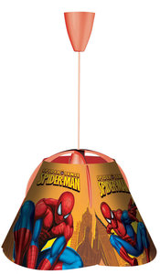 Spiderman lamp