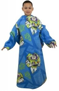 Disney Toy Story fleece TV-plaid Buzz