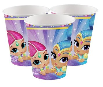 Shimmer and Shine party bekers