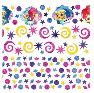 Shimmer and Shine confetti