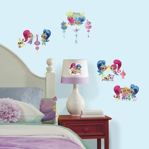 Shimmer and Shine muurstickers