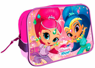 Shimmer and Shine toilettas