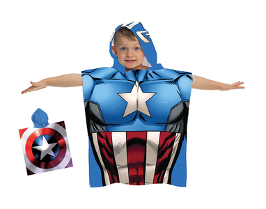 The Avengers poncho Captain America