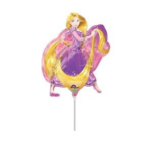 Rapunzel folie ballon shape