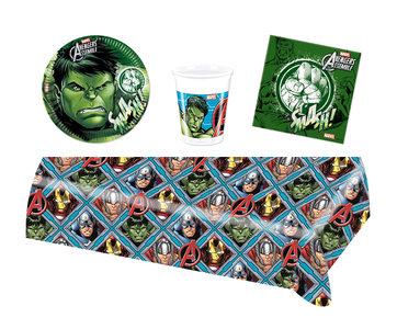 De Hulk feestpakket