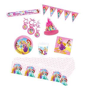 Disney Princess feestpakket Deluxe
