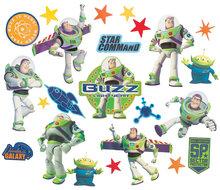 Disney Toy Story wanddecoratie muurstickers Buzz voorbeeld