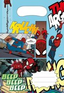 Spiderman uitdeelzakjes Publishing
