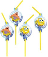 Spongebob party rietjes