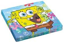 Spongebob servetten