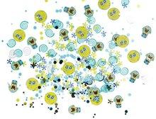 Spongebob confetti