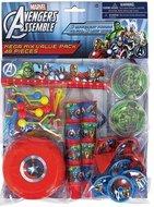 The Avengers uitdeel cadeautjes partypack