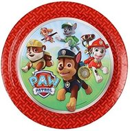 Paw Patrol party bordjes