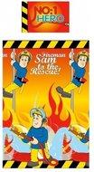 Brandweerman Sam dekbedovertrek Hero
