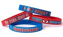 Spiderman livestrong armbandjes