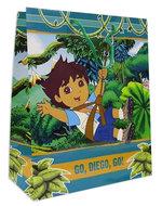 Diego cadeau tas met kaartje