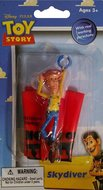 Toy Story Woody skydiver