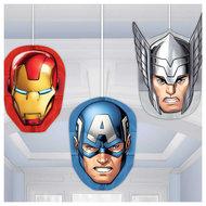 The Avengers 3 delig plafond decoratie
