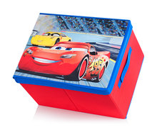 Disney Cars opberg box XL