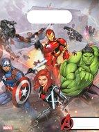 Avengers uitdeelzakjes