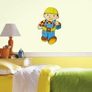 Bob de Bouwer foam muur decoratie element voorbeeld