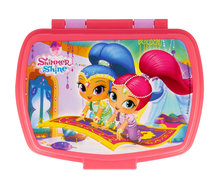 Shimmer and Shine broodtrommel