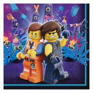 Lego Movie servetten