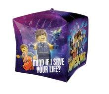 Lego Movie folie ballon Cubez
